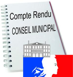 Conseil Municipal du 1 septembre 2020
